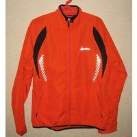 Куртка-ветровка Windstopper швейцарской фирмы Odlo , мужская, размер L ( 50-52), немного б.у. в идеальном состоянии