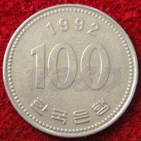 7388: 100 вон 1992 Корея