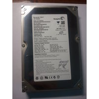 Жесткий диск #2 Seagate Barracuda 120 Gb ST3120026AS