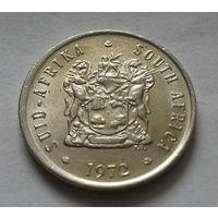 5 центов, ЮАР 1972 г.