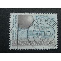 Дания 1974 парусники, воздушный шар