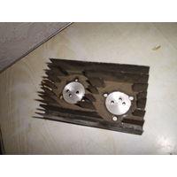 Радиатор алюминевый  лот No3