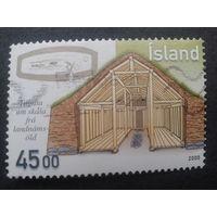 Исландия 2000 архитектура