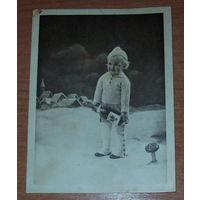 Старая открытка подписана 1944 годом