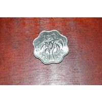 Свазиленд 10 центов 2007