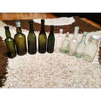 Бутылки немецкие ПВМ