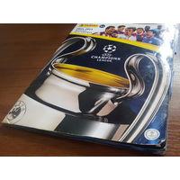 Альбом наклеек Лига Чемпионов 2014-1015 (с вырезанными наклеками)