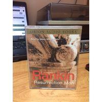 "Аудиокнига на кассетах Ian Rankin ""Resurrection Man""(на английском)"