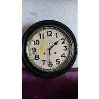 Часы большие настенные старинные японские