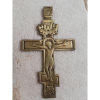 Крест меднолитой