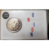 2 евро 2020 Франция  Медицинские Исследования BU UNION