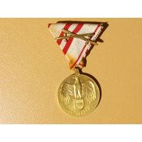 Австрия Медаль в память войны 1914-1918