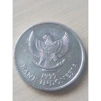 Индонезия 100рупий 1999г.