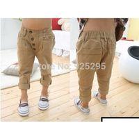 Новые штаны для мальчика р. 86-92