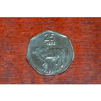 Ботсвана 25 тхебе 2009