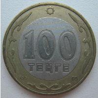 Казахстан 100 тенге 2004 г.