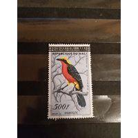1960 Мали фауна птица дорогая концовка ( 3-13)