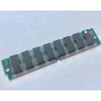 Модуль оперативной памяти. 4 Мб. Hyundai HYM532100AM-70 70ns Fast Page SIMM 72-pin, FPM