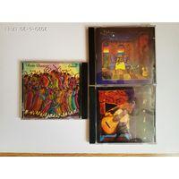 3 CD Armik: Rain dancer. Rubia. Malaga. 1994-97.  Цена за 3 диска!