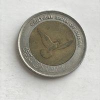50 пиастров 2006 г., Судан
