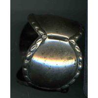 Салфетница серебро модерн 19 век 23гр