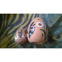 Светильник Яйцо для аромасвечей (керамика) маленькое