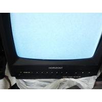 Телевизор горизонт мг