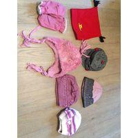 Одежда для девочки: головные уборы. Шапка.