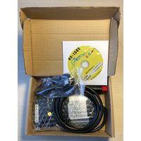 Автосканер Delphi DS150E (одна плата)