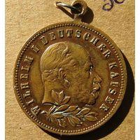 Медаль.Германия..Война 1914-18 года.(9)