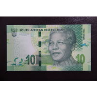 ЮАР 10 рандов 2014 UNC
