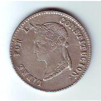 Боливия. 4 соля 1885 г.