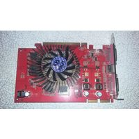 HD2600XT PCI-E 512MB DDR3 TV-OUT 2DVI с 1руб.