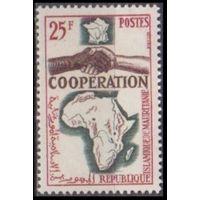 1964 Мавритания 240 СОТРУДНИЧЕСТВО
