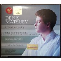 Denis Matsuev. Tchaikovsky. Shostakovich.