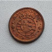 Ангола 50 сентаво, 1953 4-11-27