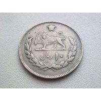 Иран 10 риалов 1974