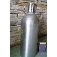 Бутылка металлическая