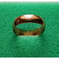Обручальное кольцо 22мм. XIX-ХХв., лот ок-6