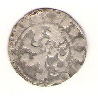 Пражский грош Король Вацлав IV (1378 - 1419)