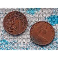 Новая Зеландия 1 цент 1967 года. Инвестируй в историю!