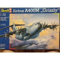 Airbus A400M Grizzly (04800) м. 1:72