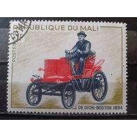 Мали 1968 Автомобиль