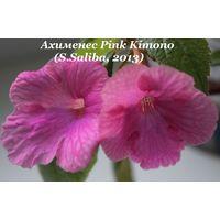 Ахименес Pink Kimono (S.Saliba, 2013)