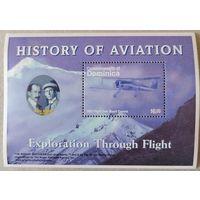 100лет первому полету человека на самолете.