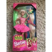 Кукла Barbie Cut and Style