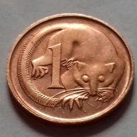1 цент, Австралия 1984 г.