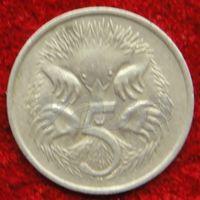 7309:  5 центов 1981 Австралия