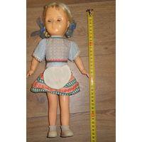 Кукла ссср паричковая руки на резинках