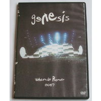 Genesis - When In Rome 2007 (2008, DVD-10)